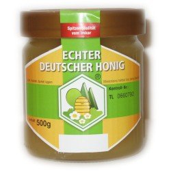 Regionaler deutscher Honig aus der schönen Ithregion